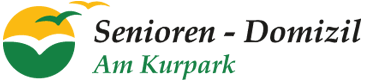 Logo - Senioren-Domizil Am Kurpark 382x81